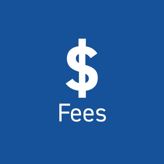 Fees Button