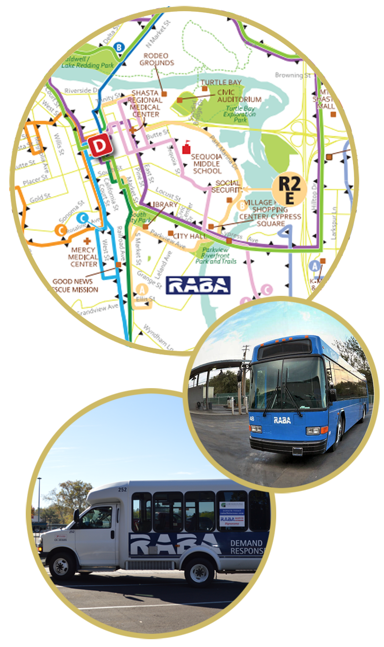 Redding Area Bus Authority | City of Redding